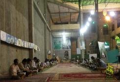 آیین جزخوانی قرآن کریم در ماه مبارک رمضان1390