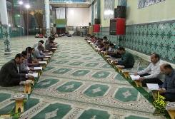 آیین جزخوانی قرآن کریم در ماه مبارک رمضان94