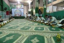 آیین جزخوانی قرآن کریم در ماه  رمضان92